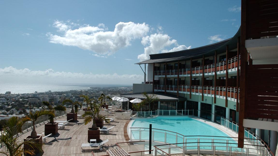 Hotel Saint Denis Reunion
