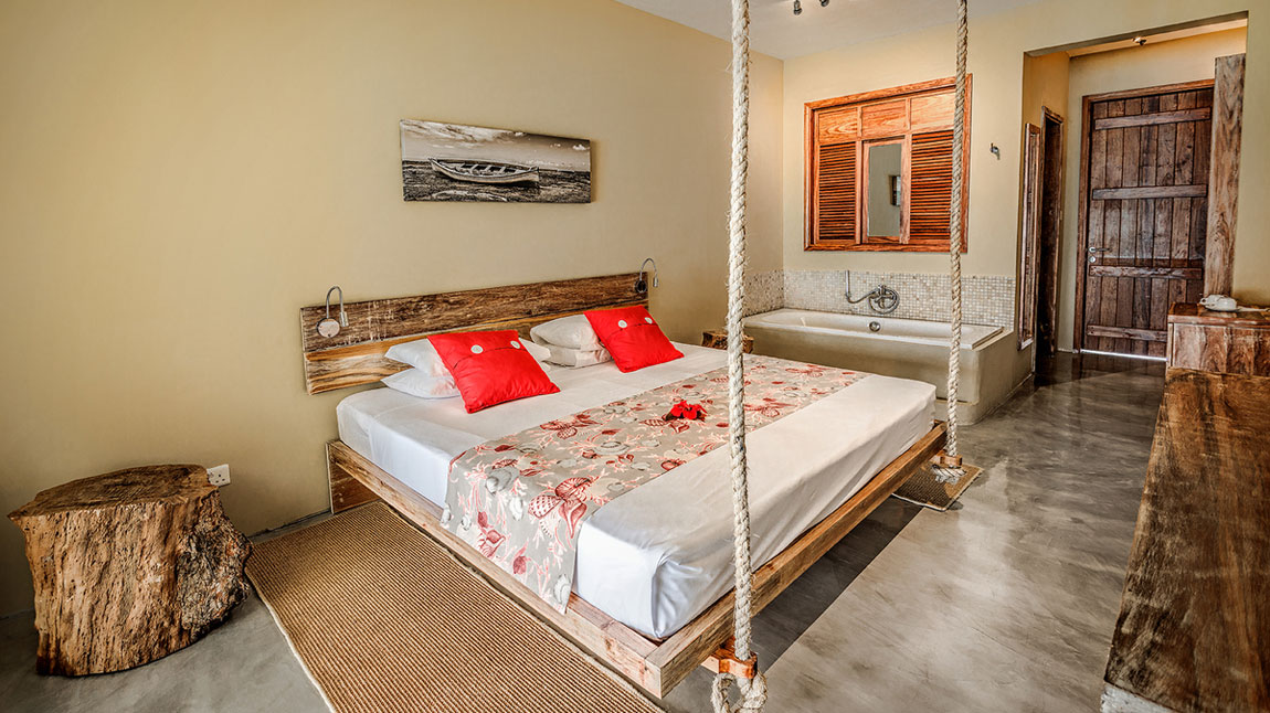 Cotton Bay Hotel Rodrigues Room Rates