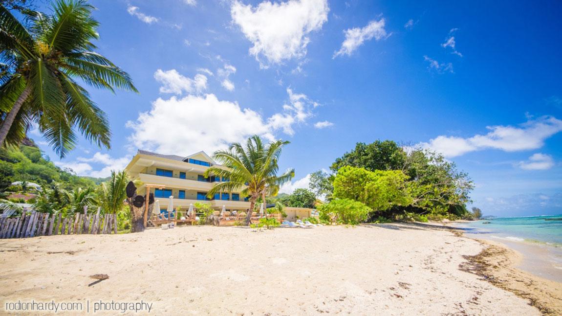 Crown Beach Hotel Pointe Au Sel Mahe The Seychelles